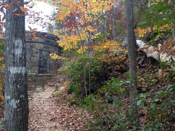 6. Paris Mountain State Park, Greenville, SC