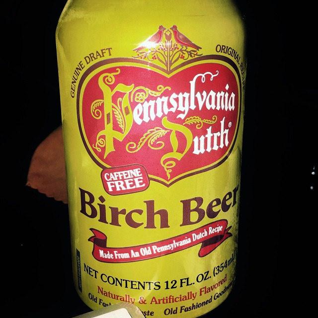 11. Birch Beer