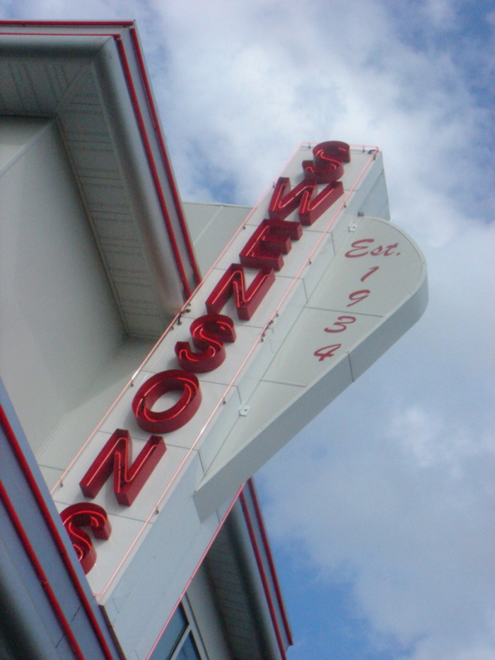 11) Swensons Drive-in (Akron, Kent, Montrose, Canton, and  Seven Hills)