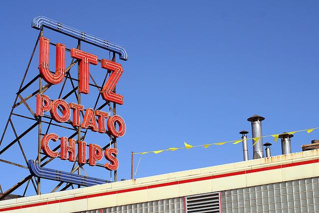 9. Utz Chips, and snackfoods in general