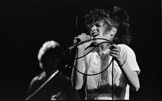 3. 1981, Debra DeMilo; The Fabulous Knobs.
