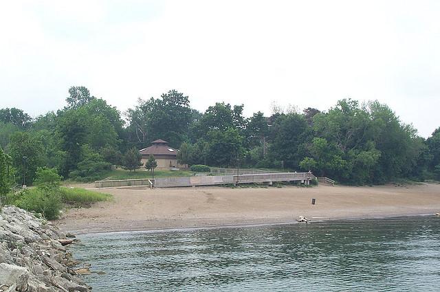8) Euclid Beach Park