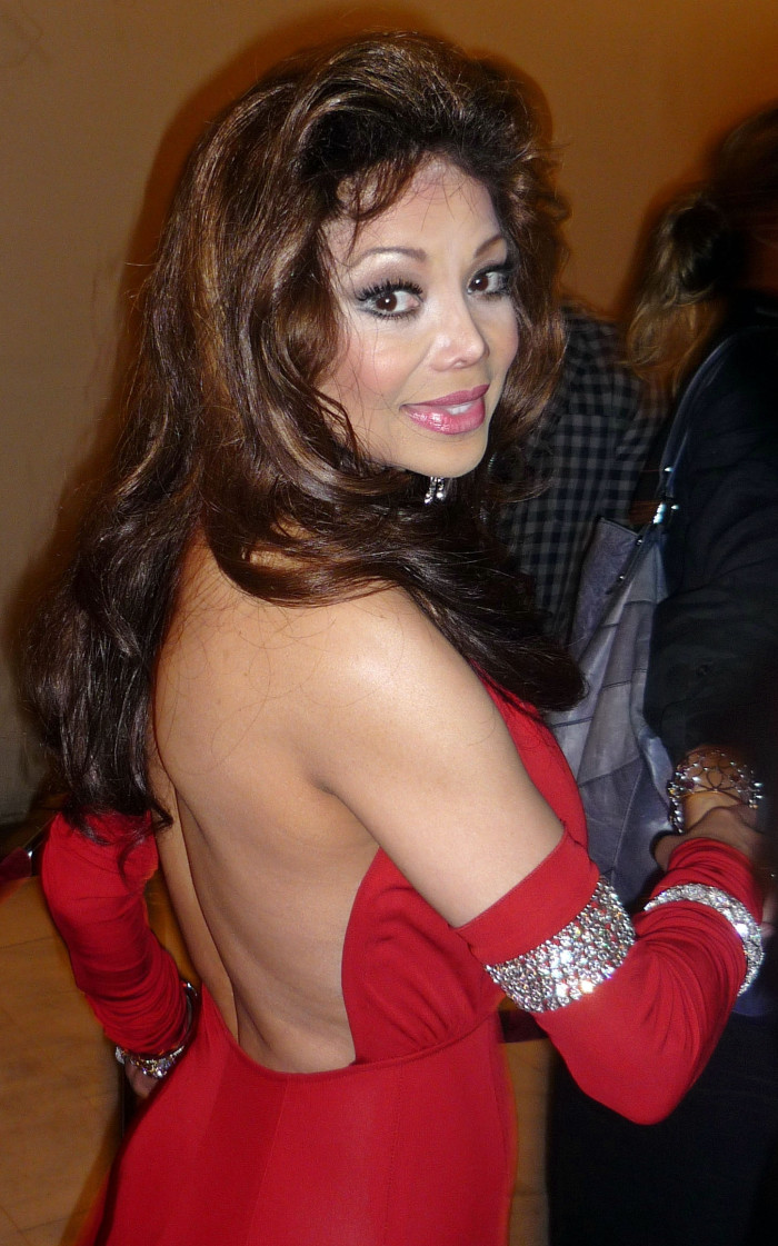La Toya Jackson Nude Photos 84