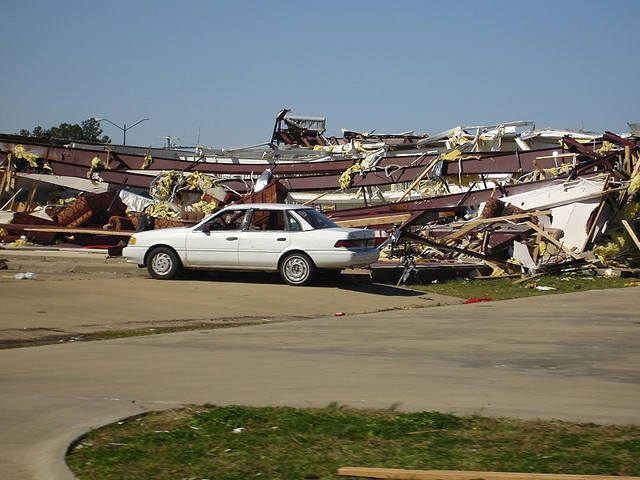 9. February 5, 2008 : Tornadoes tore through five states, including Arkansas, during the Super Tuesday Tornado Outbreak. All told, 13 people in Arkansas were killed and several were injured across the Natural State.