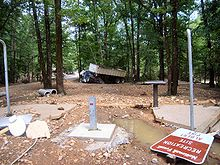 10. June 11, 2010: Known as the Albert Pike Flash Floods, these floods caused by six to eight inches of locally heavy rain swept through campsites, including the Albert Pike Recreational Area, located in the Ouachita National Forest.