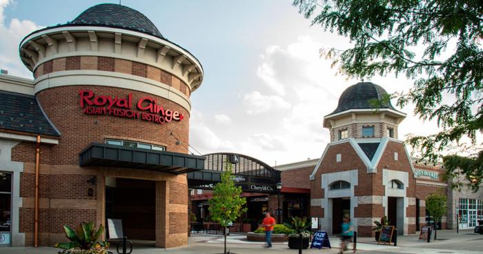 8) The Shops on Lane Avenue (Upper Arlington)