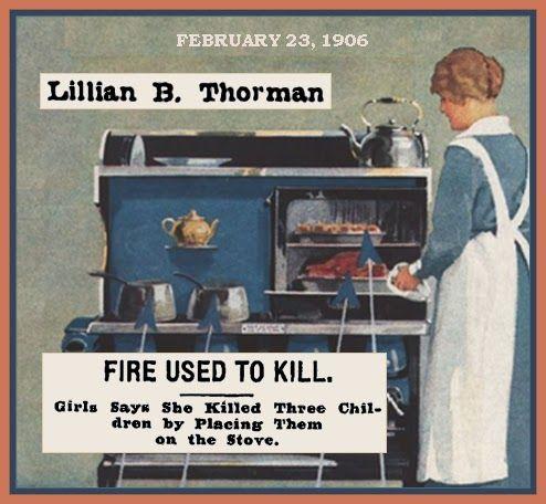 6. Lillian B. Thorman