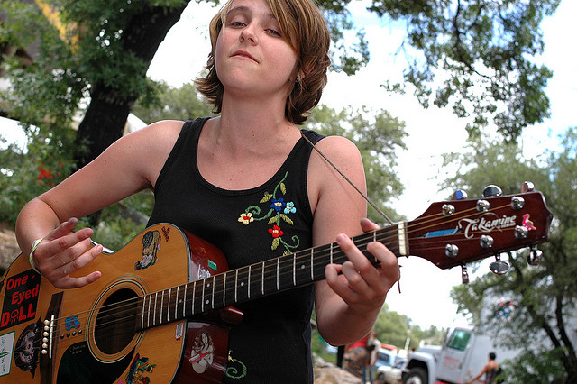 9) Listen to some homegrown folk music at the Kerrville Folk Festival, where you can see more than 100 performers share their musical talents, and even take part in songwriting and blues guitar workshops. The festival runs from Thursday, May 21 to Sunday, June 7.