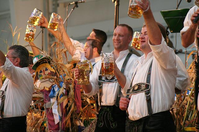 8) Frankenmuth Oktoberfest