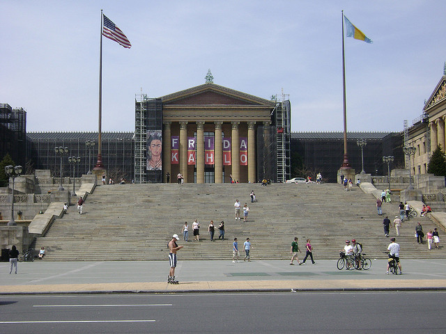 7. Many Pennsylvania cities are dedicated to the arts.