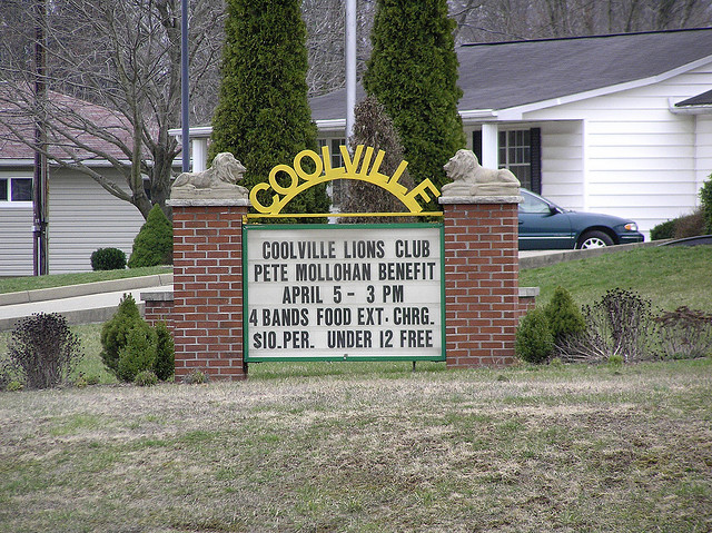 2) Coolville