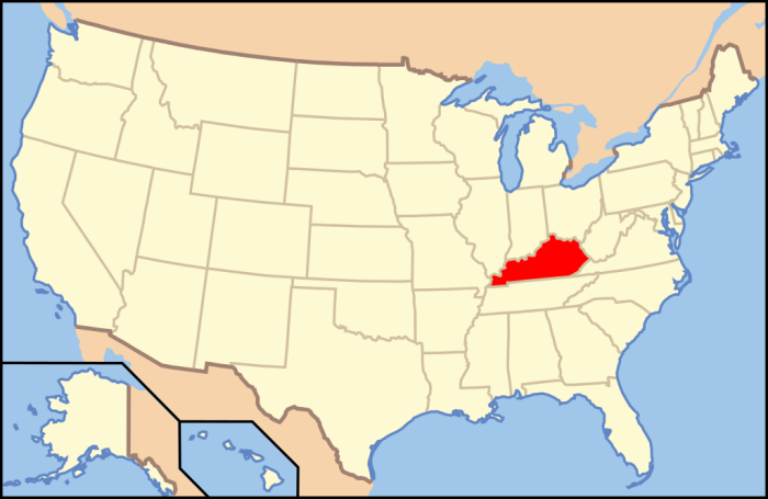 26.) You don't know why, but for some reason you really don't like the state of Kentucky.