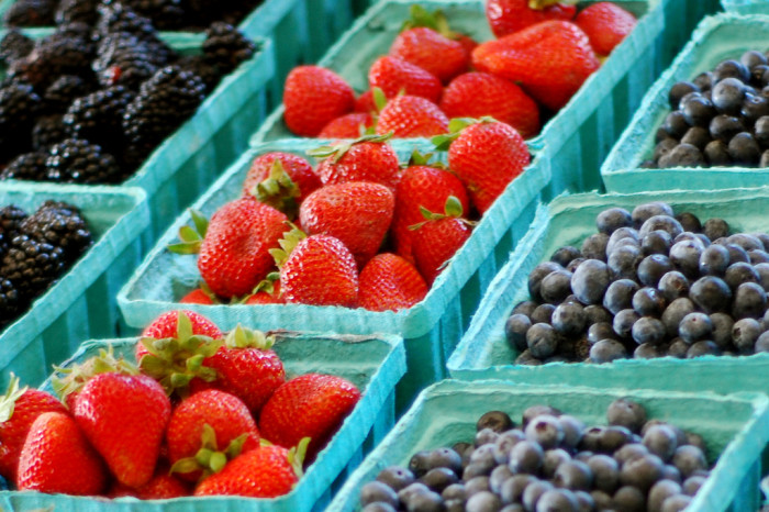 Fresh Produce Everywhere