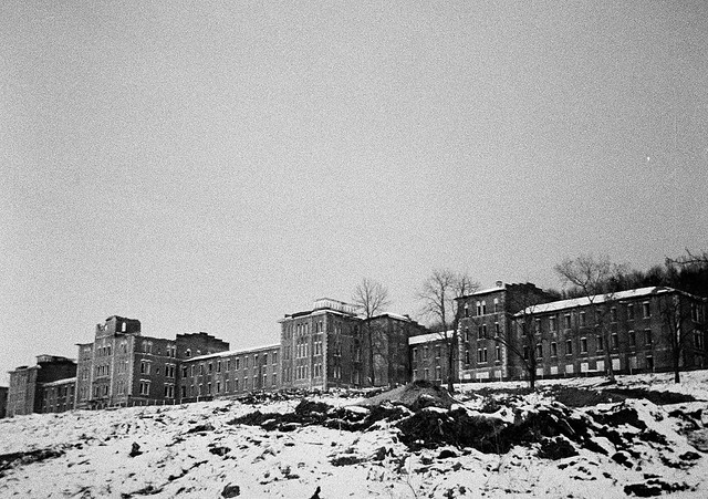 6. Dixmont State Hospital, Pittsburgh