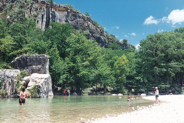15 Texas Swimming Holes You Can T Miss This Summer