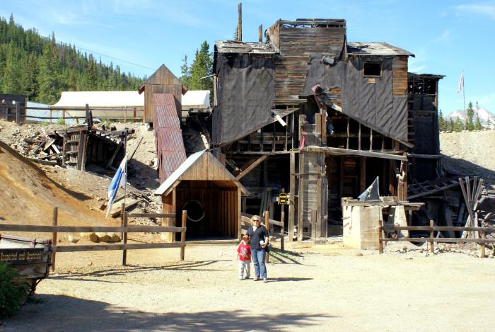 2) Country Boy Mine (Breckenridge)