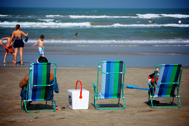 2) If you're in the southern part of the state, head to South Padre Island for some fun in the sun.