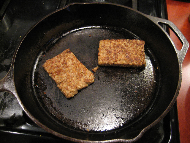 4) Goetta—because normal sausage is just boring.