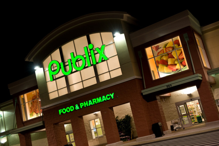 6) Publix and their Publix Deli subs because sometimes the Subway in Walmart gets old.