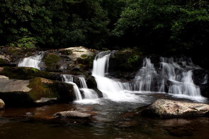 1. Wildcat Creek Falls