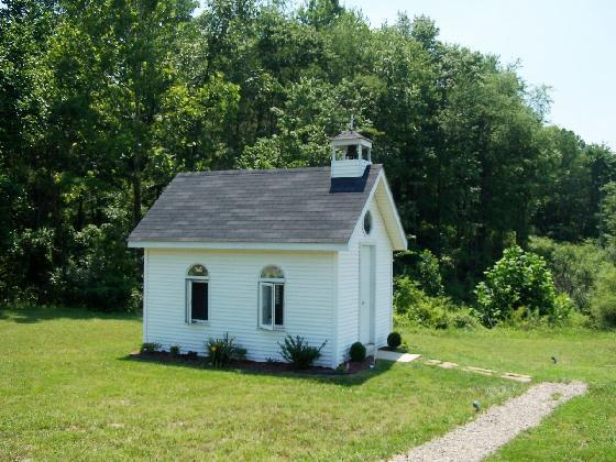 7) Healing Chapel (Coolville)