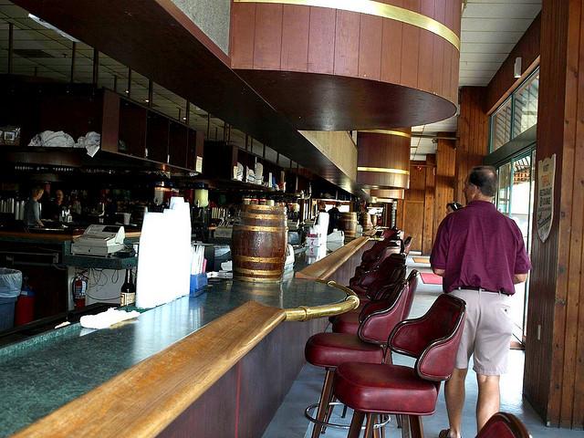 6) Beer Barrel Saloon (Put-In-Bay)