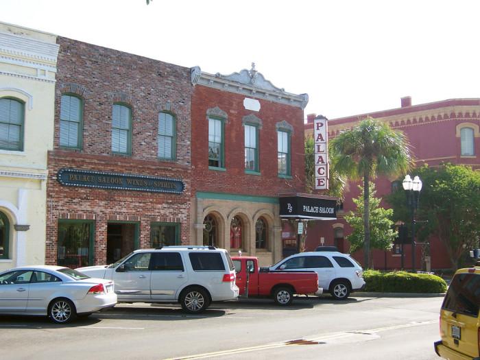 3. Window Shop in Fernandina Beach