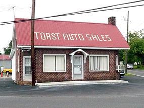6. Toast, Surry County