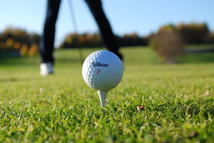 11. Rogue Golf Balls