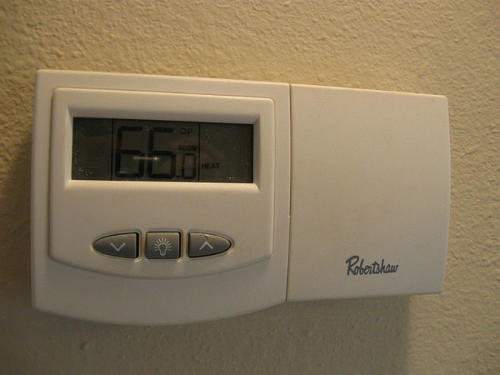 3.) You have had to switch between your A/C and your heat in the same day.