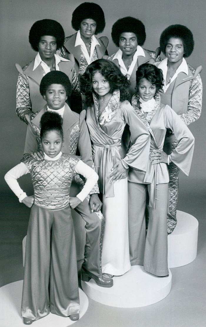 3.) The Jackson Five