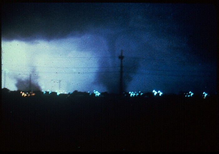 3.) The Night of the Twisters