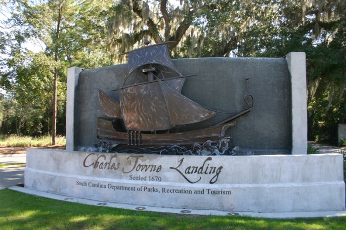 15.  Charles Towne Landing State Historic Site, Charleston, SC