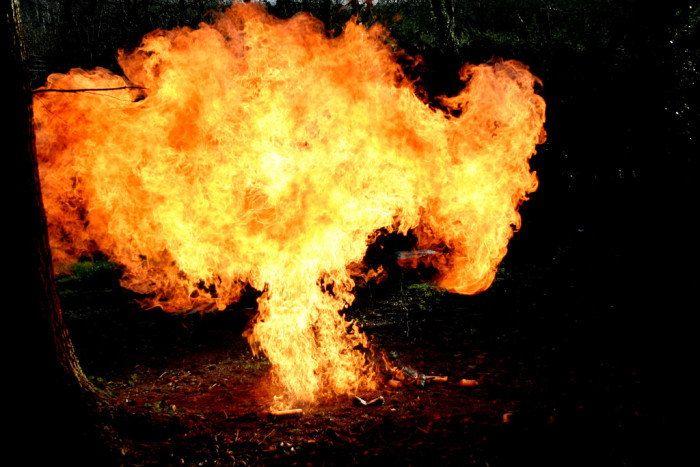 8. Speaking of hot...you have inevitably worried that you would spontaneously combust in the heat.