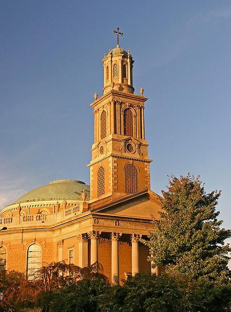 6. First Baptist Church, Winston-Salem