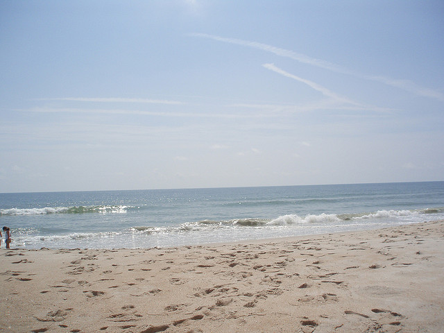 17. Get a little sunburn at Carolina Beach
