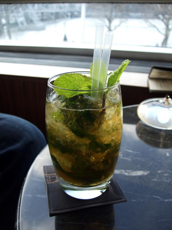 13. Mint Julep - It sounds cliche, but it's not. It is known as the best-selling cocktail in South Carolina and it has earned that title. It is cool and refreshing. Exactly what you need here on a summer afternoon.