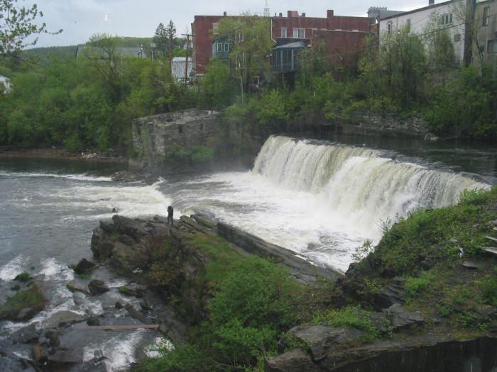 18. Middlebury River, Middlebury, VT
