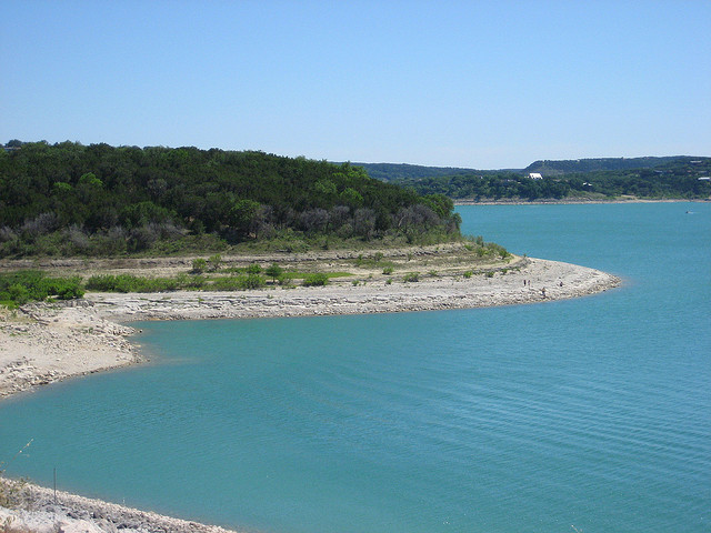 4) Go boating, jet skiing, water skiing, swimming, or fishing at one of the 150+ lakes in the state.