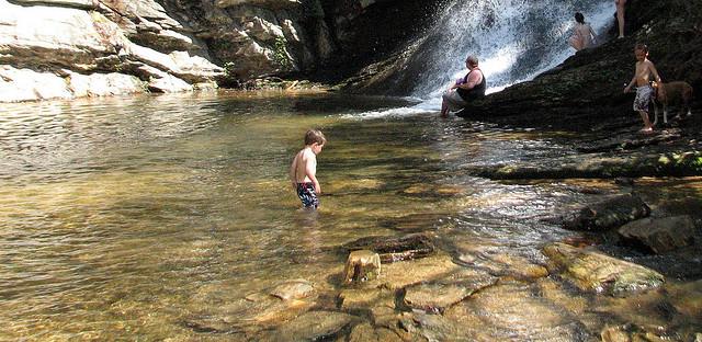 4. Hanging Rock State Park