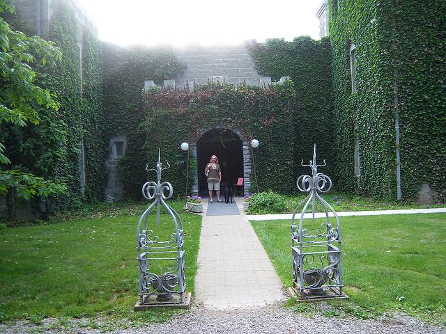 4) Ravenwood Castle (New Plymouth)