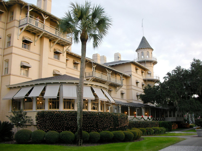 Employees Jekyll Island Club Hotel