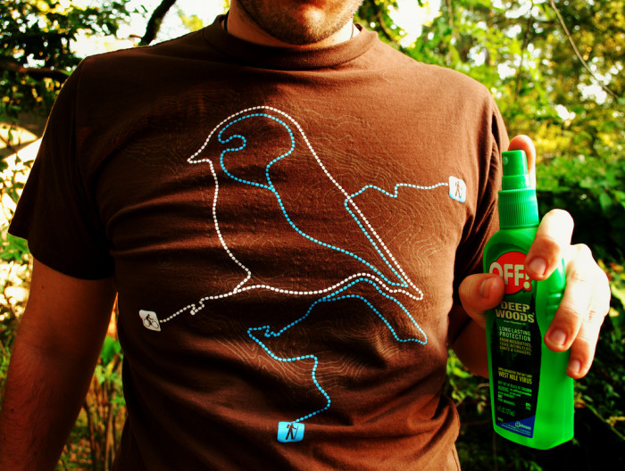 15. Bug repellent. Because our State Bird is the mosquito (with roaches it's just quicker to stomp).