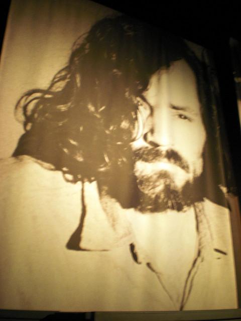 3) Charles Manson