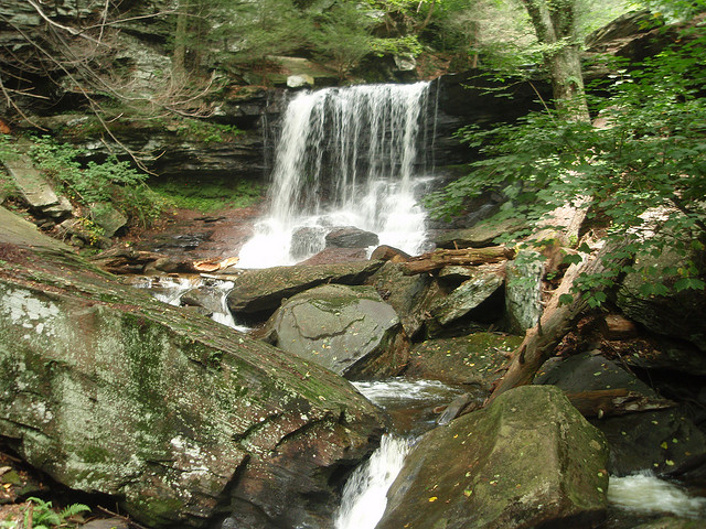 1. Pennsylvania has hundreds of gorgeous state parks.