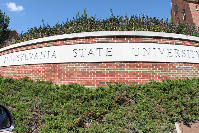 8. Pennsylvania is home to top colleges and universities.