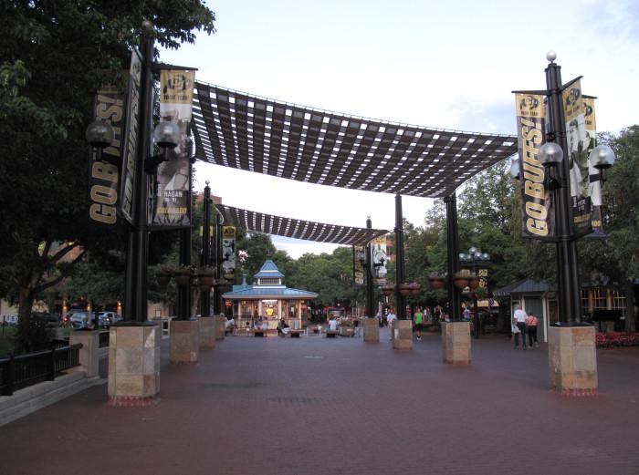 6.) Pearl Street Mall