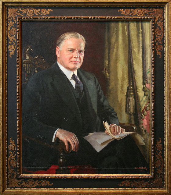 3. Herbert Hoover: The United States' 31st president was born in none other than West Branch, Iowa. He was the first of that office born in the state.