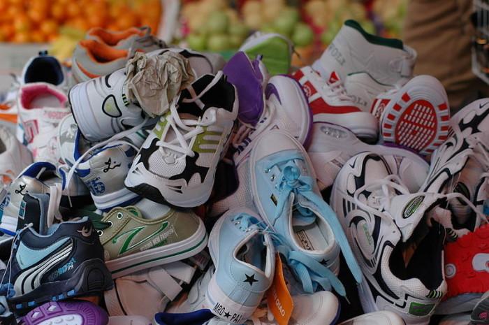 4.) Shoe Corner