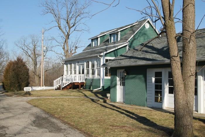4.) Prairie Guest House